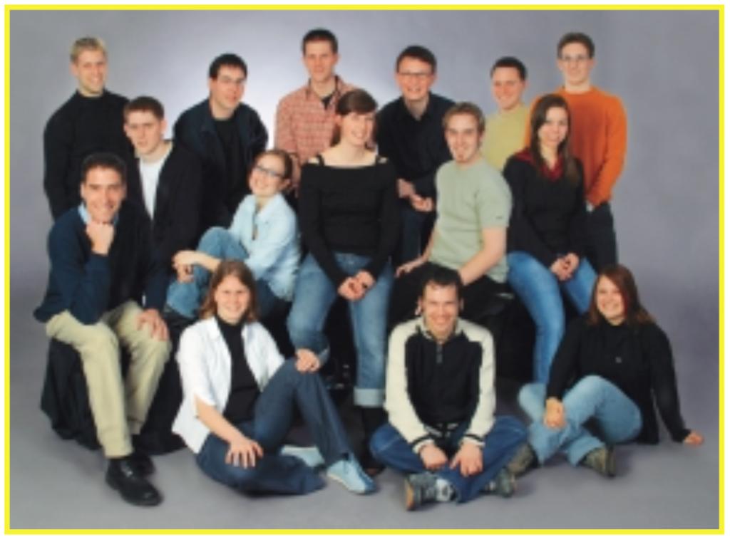 Kandidatinnen und Kandidaten 2003